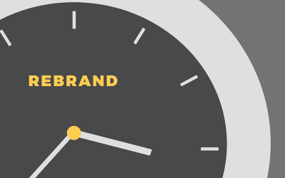 5 SIGNS IT'S TIME FOR A REBRAND